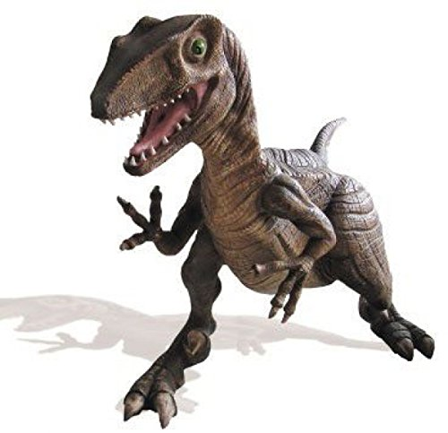 gartenfiguren kaufen utahraptor dinosaurier. Black Bedroom Furniture Sets. Home Design Ideas