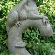 Steinfiguren für den Garten