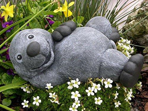 Steinfiguren Garten steinfigur für den garten maulwurf steinfigurgartenfigurenkaufen de